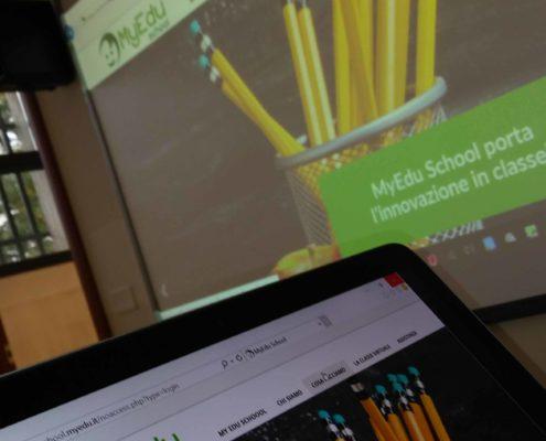 MyEdu School Raggio Emilia