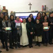 Le docenti dell'IP San Pier Martire di Firenze