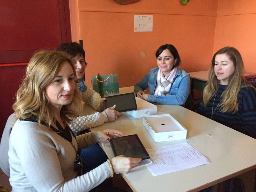 IC Verbania Trobaso, seminario con i docenti a gruppi