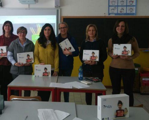 I docenti della primaria di Lugagnano