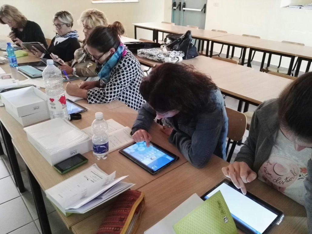 MyEdu School scuola digitale: Le insegnanti dell'IP Sangiuseppe di Rivoli