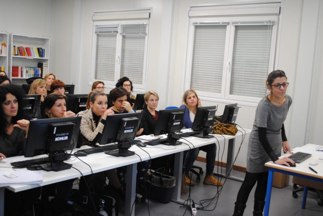 FME Education e i docenti di Amatrice