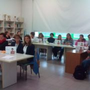 Classe digitale all'IC Casella