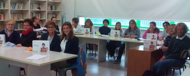 Classe digitale all'IC Casella