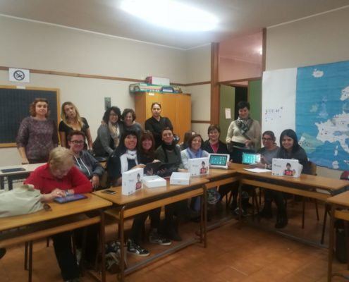 FME education Genova voltri