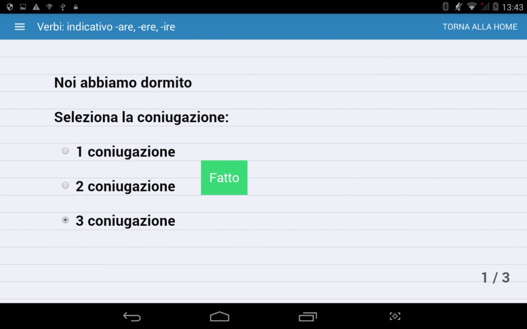 FME Education app di italiano