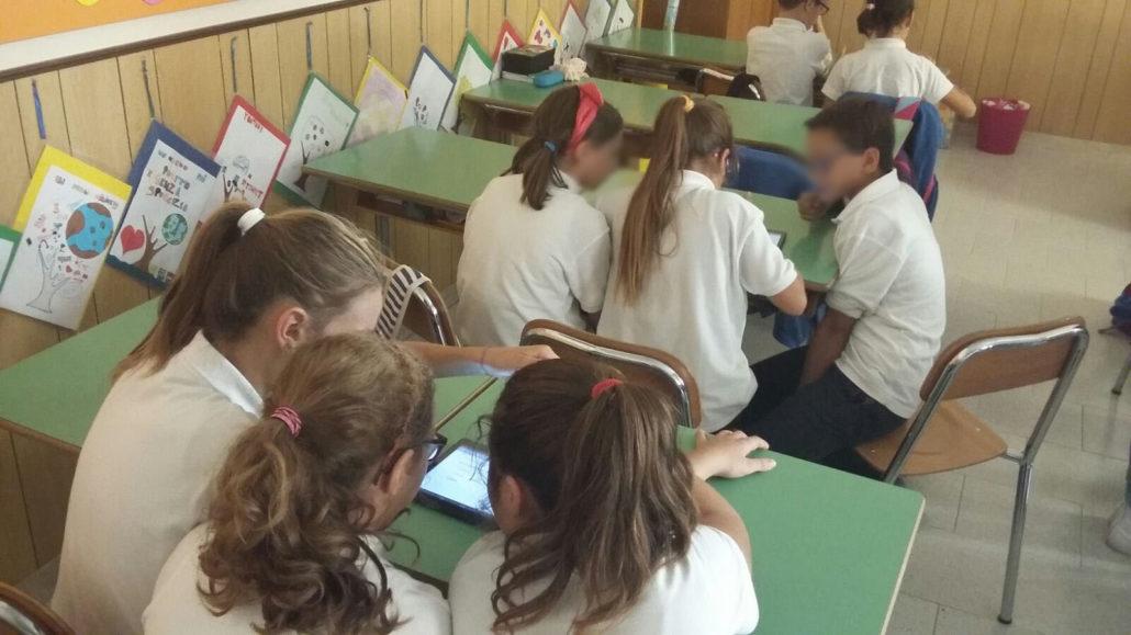 FME Education Tivoli laboratori in classe