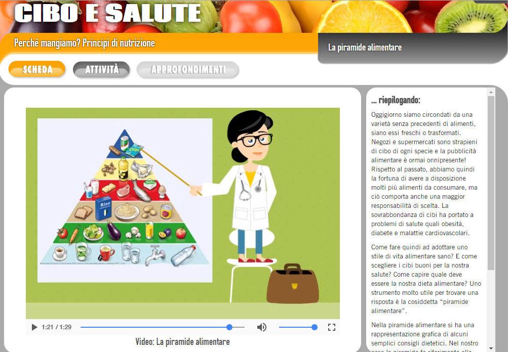 MyEdu corso di alimentazione_secondarie