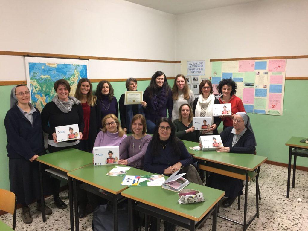 Seminario con i docenti allIP Cittadini - Calolziocorte