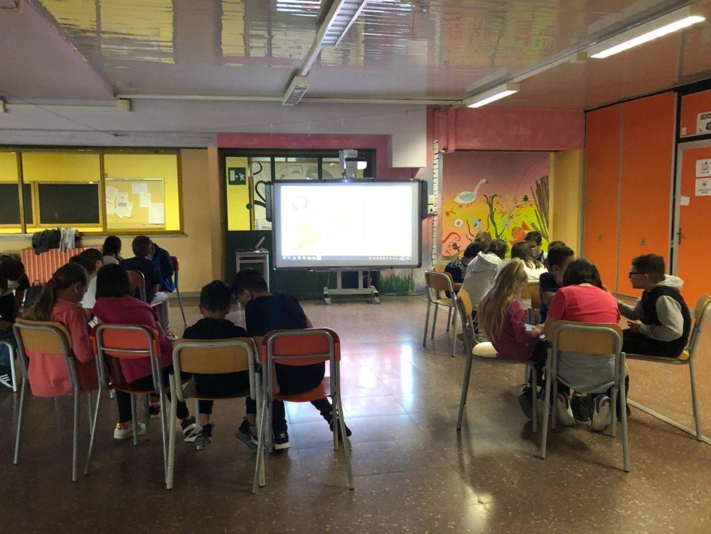 MyEdu - laboratori digitali al DD Kennedy di Torino