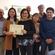 MyEdu - IC Perugia 14: la Dirigente Rosalia Monaco e un gruppo di insegnanti