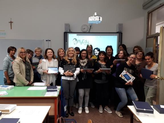 MyEdu - Il seminario di formazione docenti all'IC Bertolini di Portogruaro