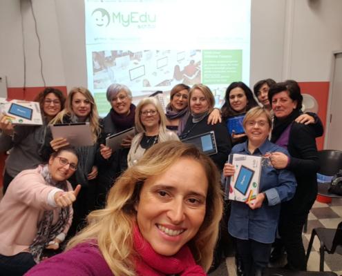 MyEdu IC rosolino Pilo di Palermo