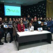 MyEdu a San Giorgio Jonico: il gruppo di docenti che ha partecipato ad uno dei seminari di formazione