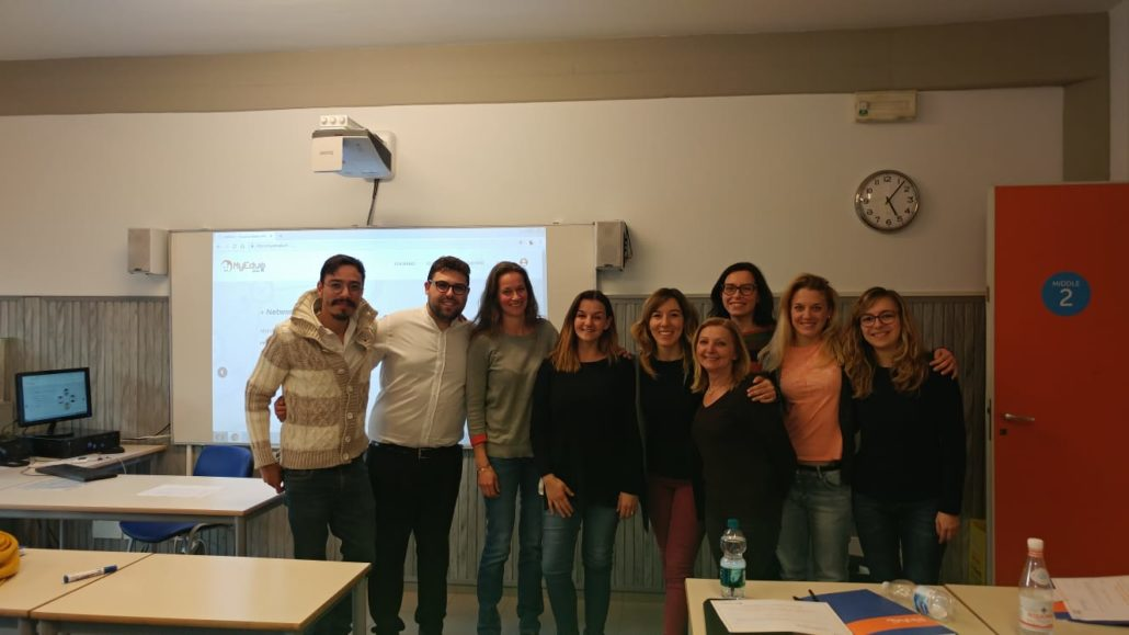 MyEdu School Torino_IP Vittoria International