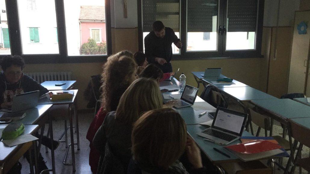 Formazione di MyEdu Plus_sperimentazione al Cuore Immacolato di Prato