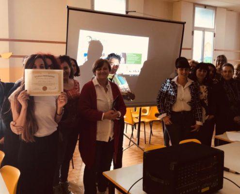 MyEdu School arriva all'IC Certosa di Pavia. Ecco il team digitale dopo il primo seminario